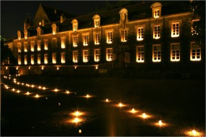 Exposition la nuit (mai 2009)