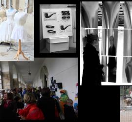 Exposition Métamorphose à l'école Notre Dame de Redon