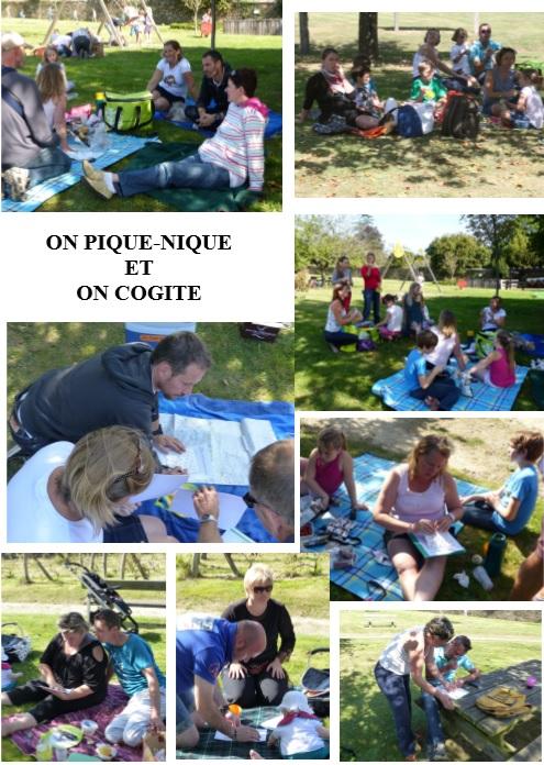 Rallye 2014 - On pique-nique et on cogite