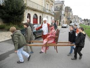 Découverte du port de Redon en breton