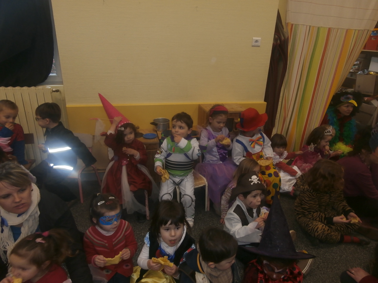 Carnaval 2014 de l'école Notre Dame de Redon